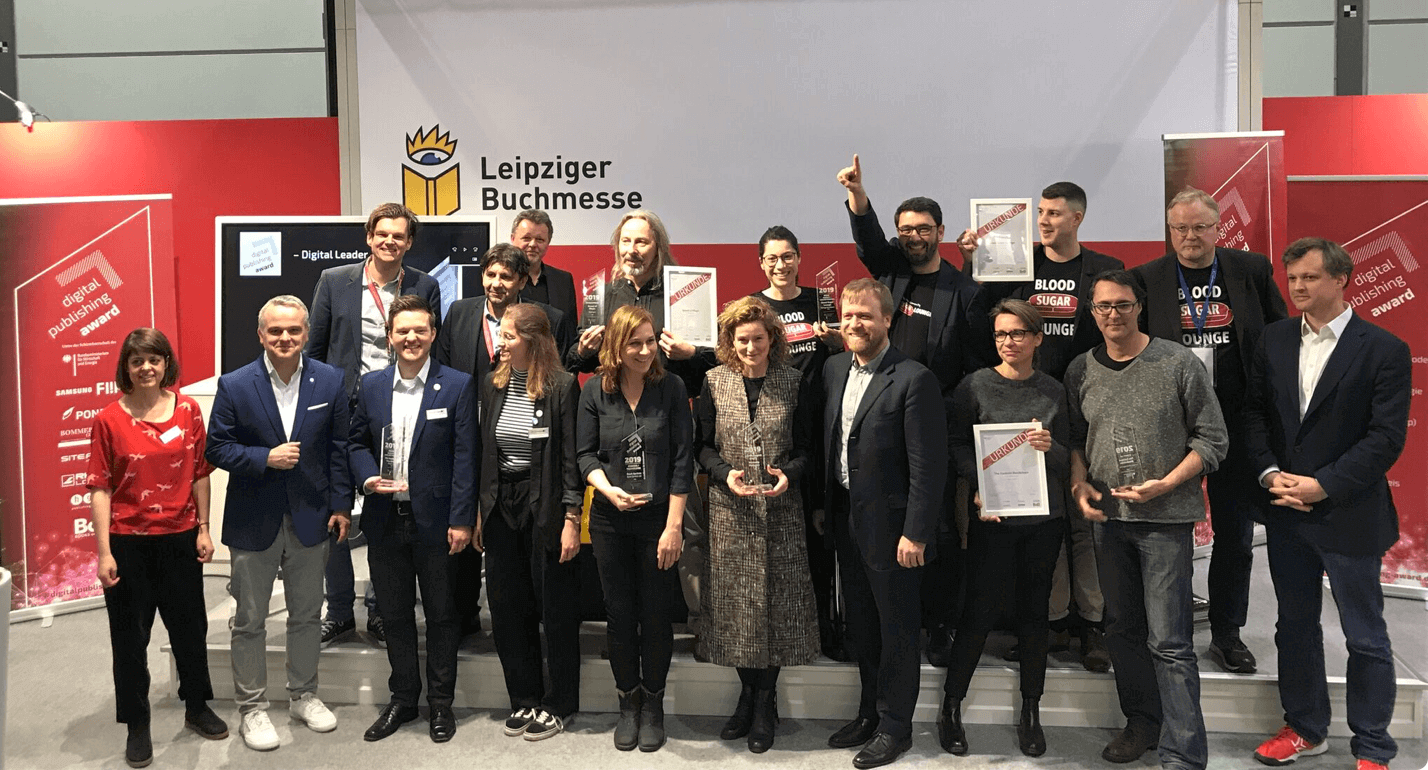 digital publishing award 2019 – die Sieger