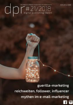 Guerilla-Marketing und Verlage  –  #dpr 21/2018 kostenlos downloaden
